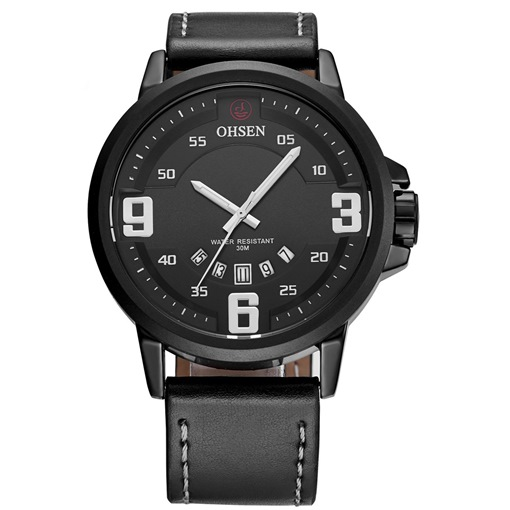 New Arrival Calendar Luminous Men's Casual Watches