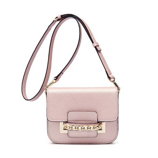 Sweet Style Solid Color Women Tote Bag