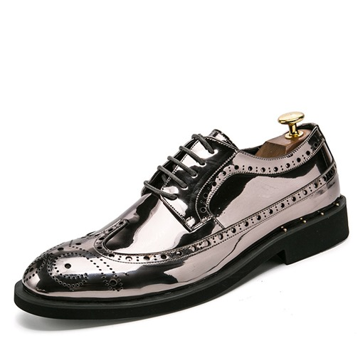 Men's Shoes Oxfords For Wedding Party Evening Office