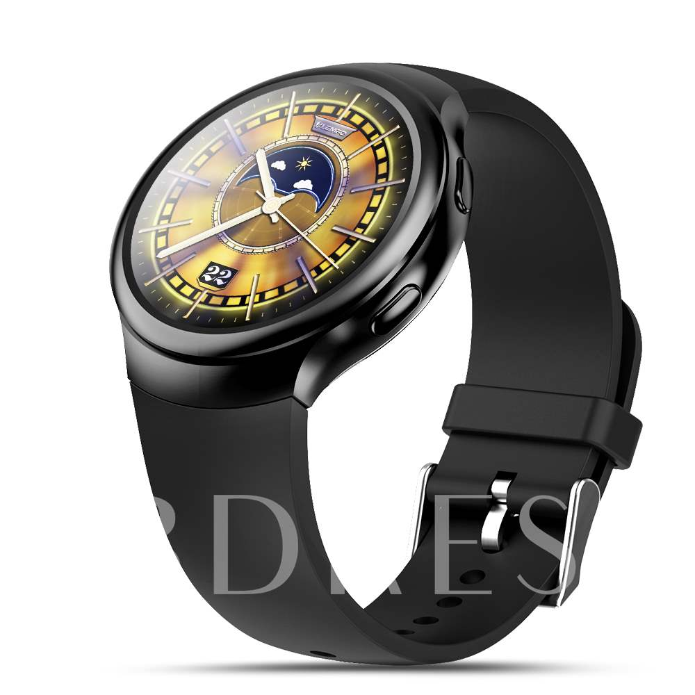 LEMFO LES2 Android Smart Watch Phone Support 3G/GPS/Wifi/Weather 1GB+16GB