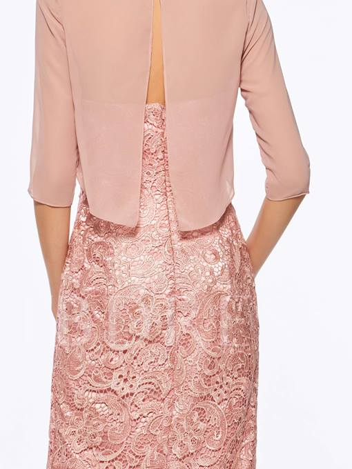 Sweetheart Lace Mother Of The Bride Dress With Jacket