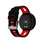 X9-VO Smart Watch Heart Rate Fitness Monitor Smartwatch for Apple X/8 Plus Android Phones