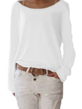 Regular Round Neck Women's Sweater