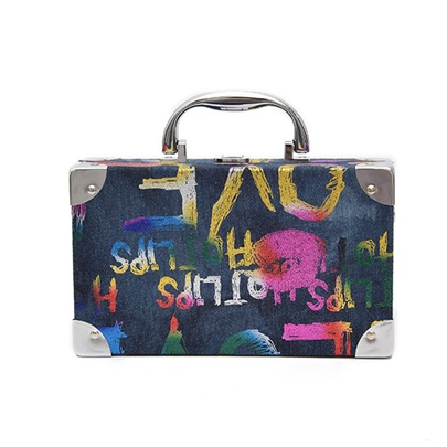 Personality Graffiti Prints Cross Body Bag