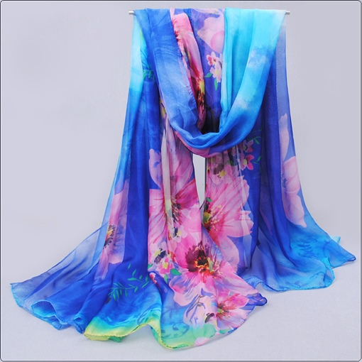Beach Towel Chiffon Light Scarfs