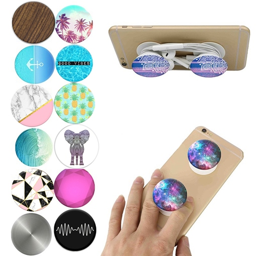 Cheap Phone Pop Socket Holder for iPhone Samsung Huawei Moto Sony