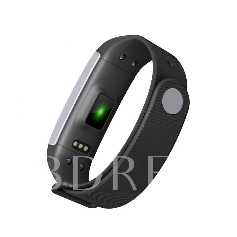 C9 Smart Watch Band Waterproof Fitness Monitor for iPhone Android Phones