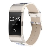 Fitbit Charge2 Band Replacement,Artificial Leather Smart Bracelet Strap