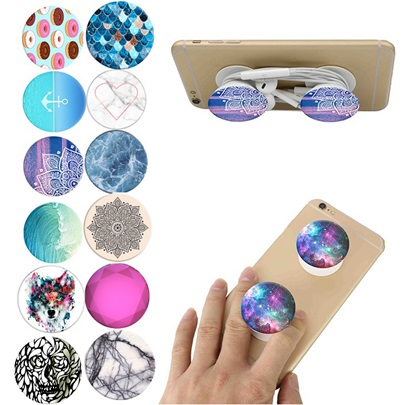 Cheap Pop Socket Phone Holder Expanding Grip Mount for iPhone X/8/8plus/Samsung/Sony