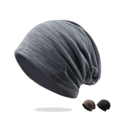Cotton Blends Skullies Beanies