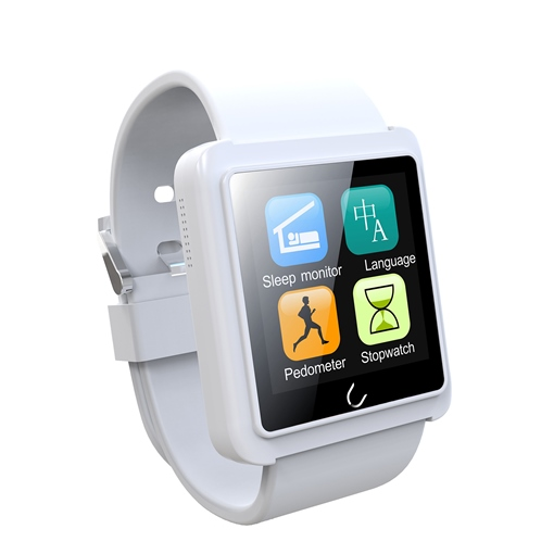 Pedometer Compass Bluetooth Smart Watch