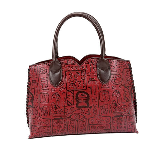 Ethnic Style Pattern Women Tote Bag