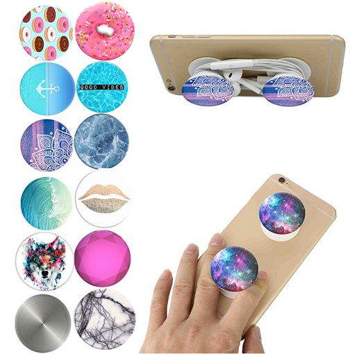 Cheap Pop Socket Phone Holder Expanding Grip for Apple Samsung Huawei