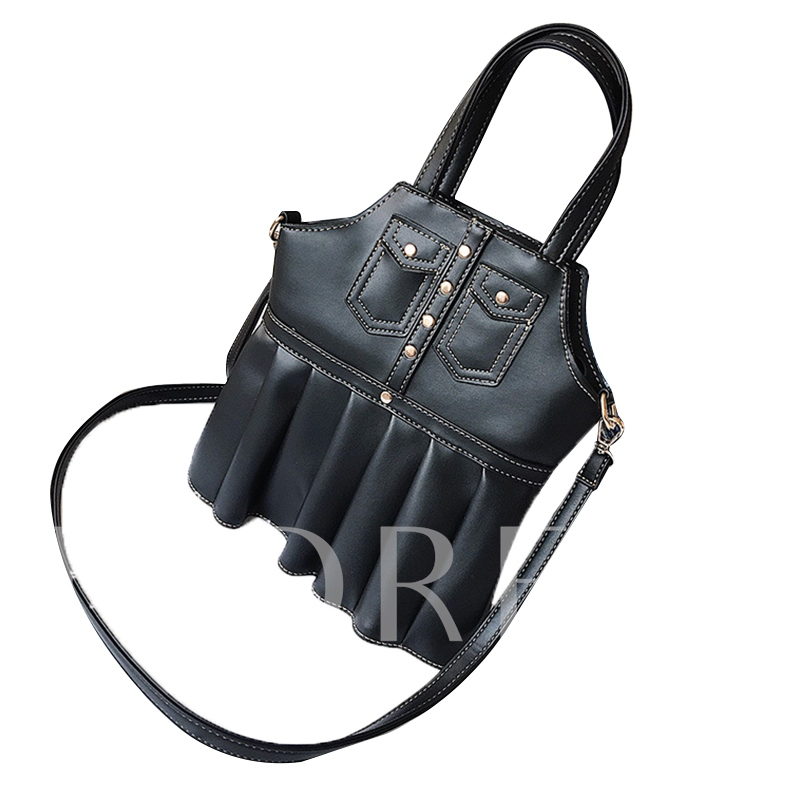 Distinctive Dress Design Cross Body Bag