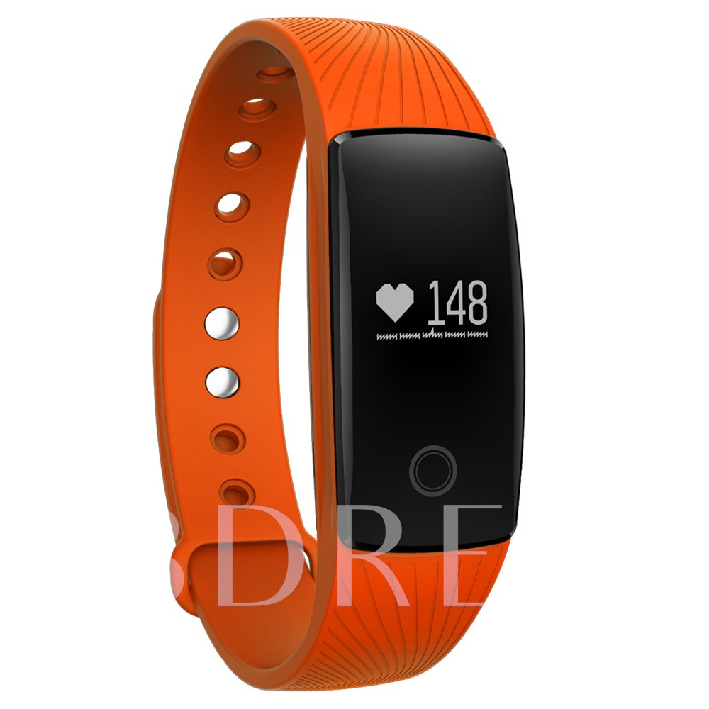 V05 Smart Watch Band Waterproof Heart Rate Calories Monitor for Apple Android Phones