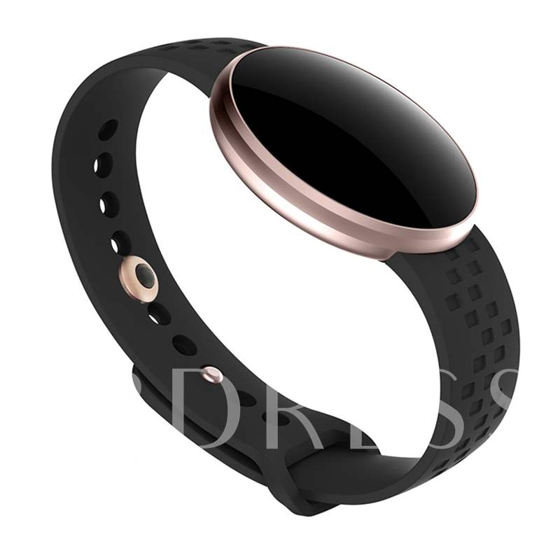 L78 Smart Watch Ultra Thin Heart Rate Monitor Water Resistant for Apple Android Phones