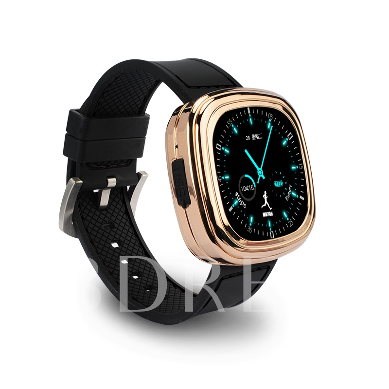 M2 Smart Watch with Camera Heart Rate Monitor for Apple Android Phones