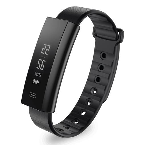 Zeblaze Arch Smart Bracelet Fitness Tracker Waterproof Heart Rate