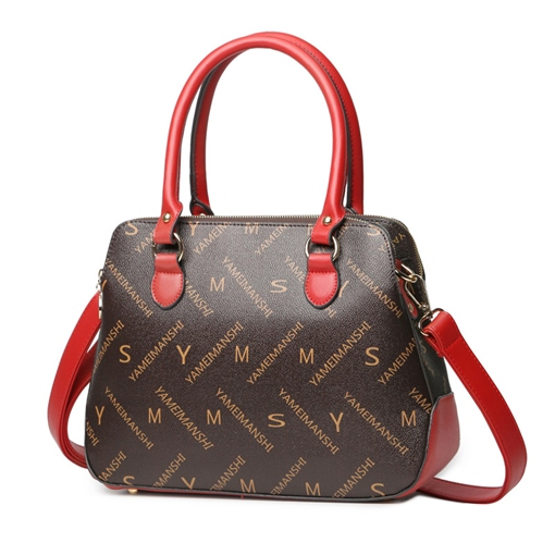 Occident Style Letter Design Pattern Tote