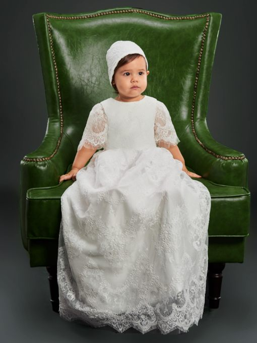 Baby Christening Dress - Tbdress.com