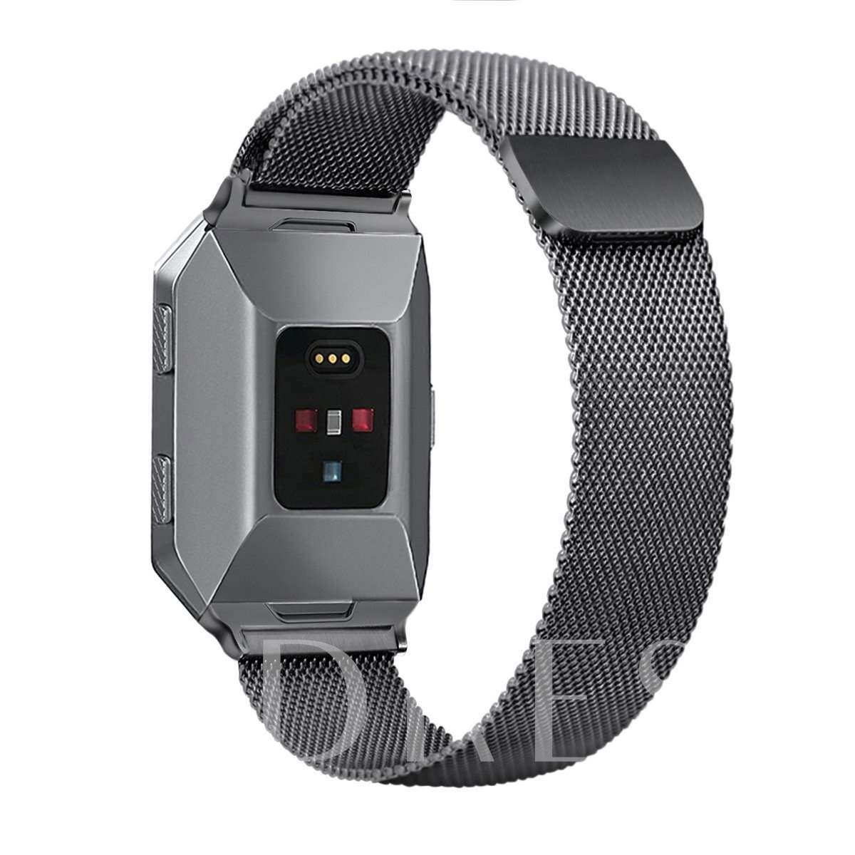 Fitbit Stainless Steel Watch Band Replacement for Fitbit Ionic
