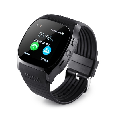 Cheap T8 Smart Watch Phone with SIM Slot/Camera for iPhone Android Phones Cheap T8 Smart Watch Phone with SIM Slot/Camera for iPhone Android Phones