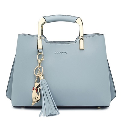Vogue Exquisite Tassel Pendant Women Satchel