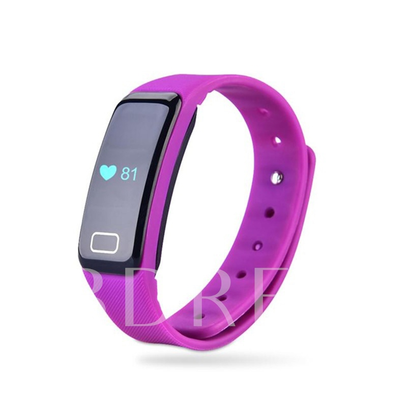 X6 Smart Watch Band Waterproof Heart Rate