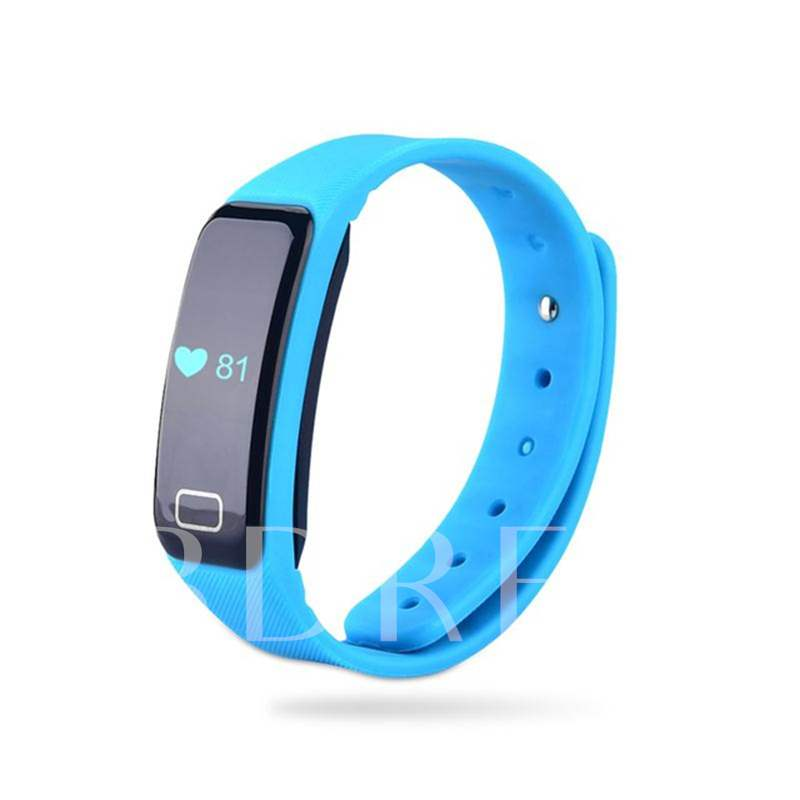 X6 Smart Watch Band Waterproof Heart Rate Monitor for Apple Android Phones