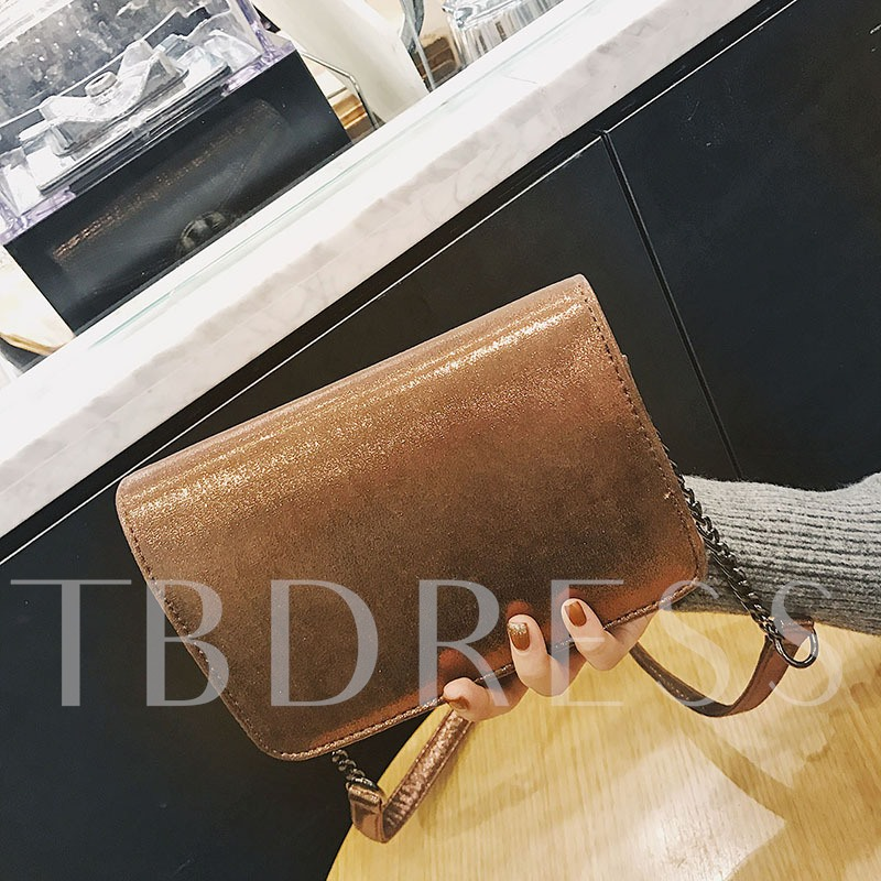 Trendy Pleated Design Women Cross Body Bag