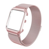 Apple Watch Band with Frame for Women,Magnetic Strap for iWatch Series 3/2/1
