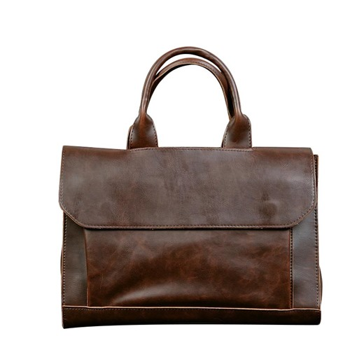 Casual Soft PU Men's Laptop Briefcase