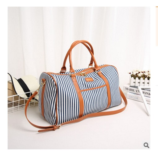 Plain Canvas Travelling Bags