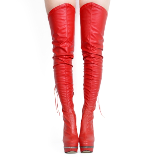 d3f666a7cc8 Cheap   Plus Size Thigh High Boots for Women Sales - Tbdress.com