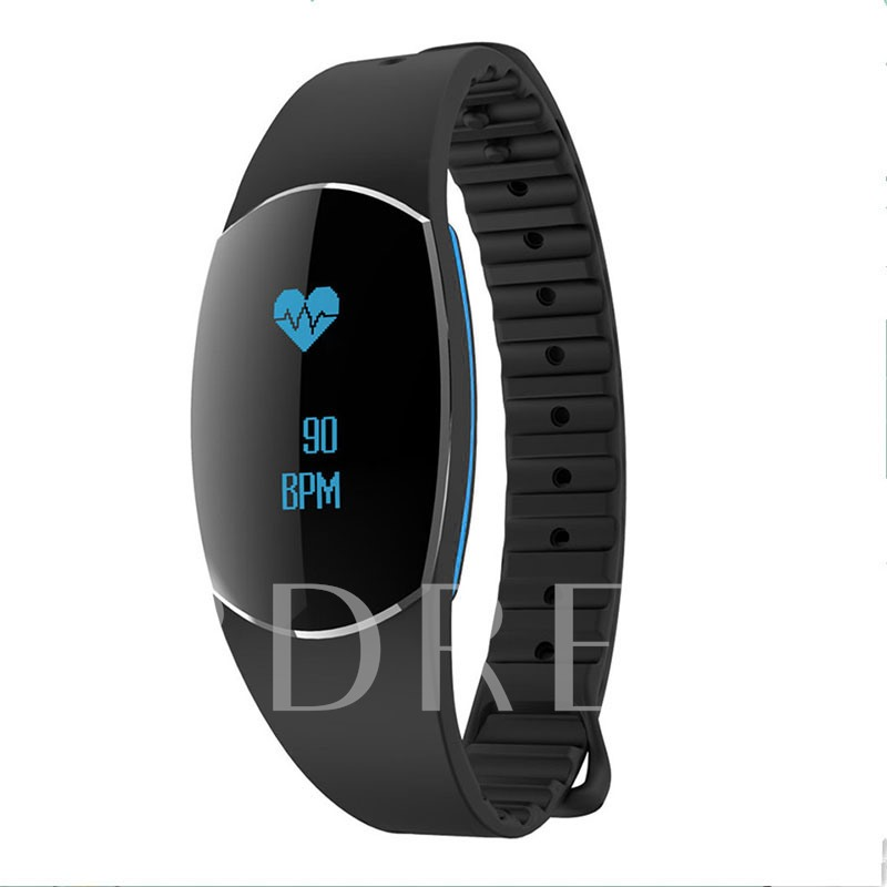 Smart Watch Waterproof Sports Activity Monitor for iPhone Android Phones