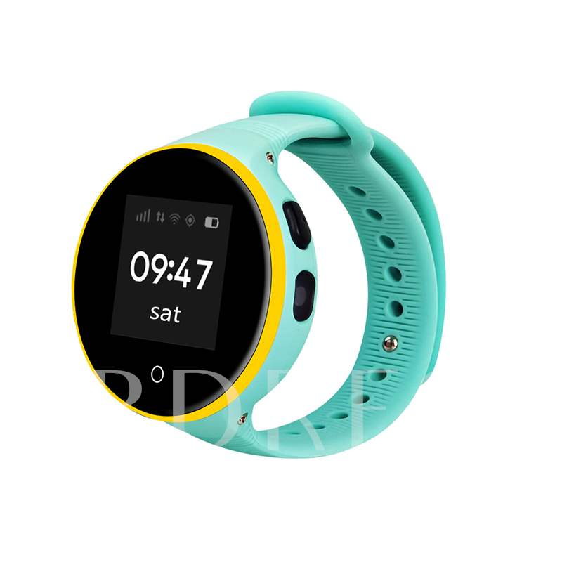 S668A Kids Smart Watch Phone 3G Network Support GPS/SIM Slot/SOS