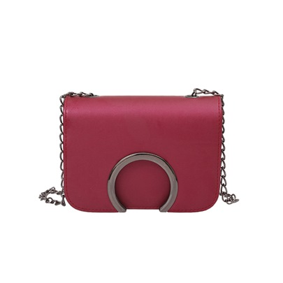 Casual Mini PU Cross Body Bag