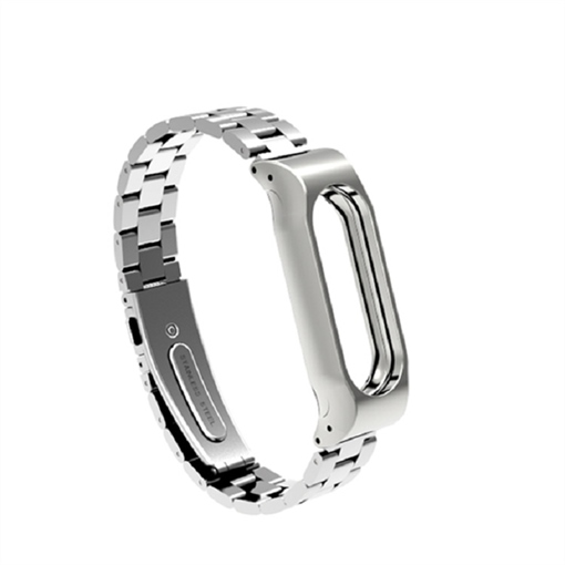Xiaomi Mi Band 2 Strap Replacement Stainless Steel