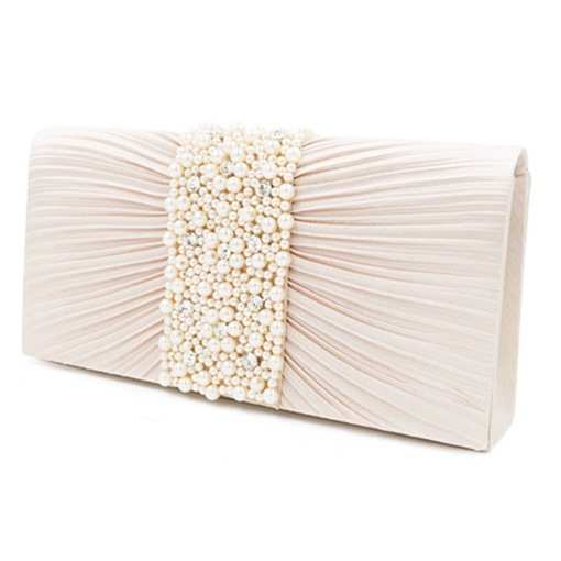 Handmade Beading Evening Clutch