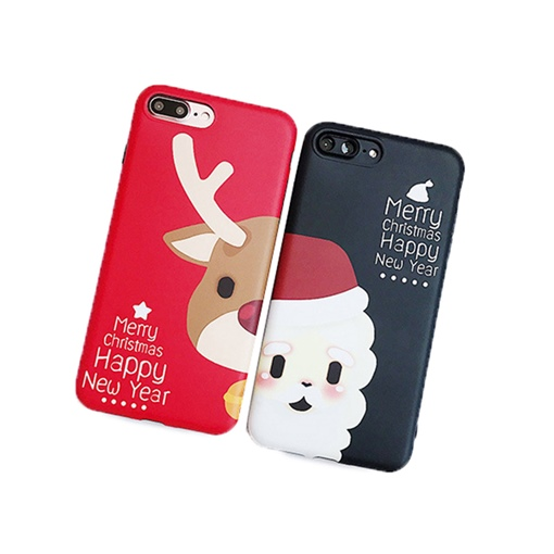 iPhone X/8/8plus/7/7plus Case,Christmas Gift for Sweetheart/Lovers