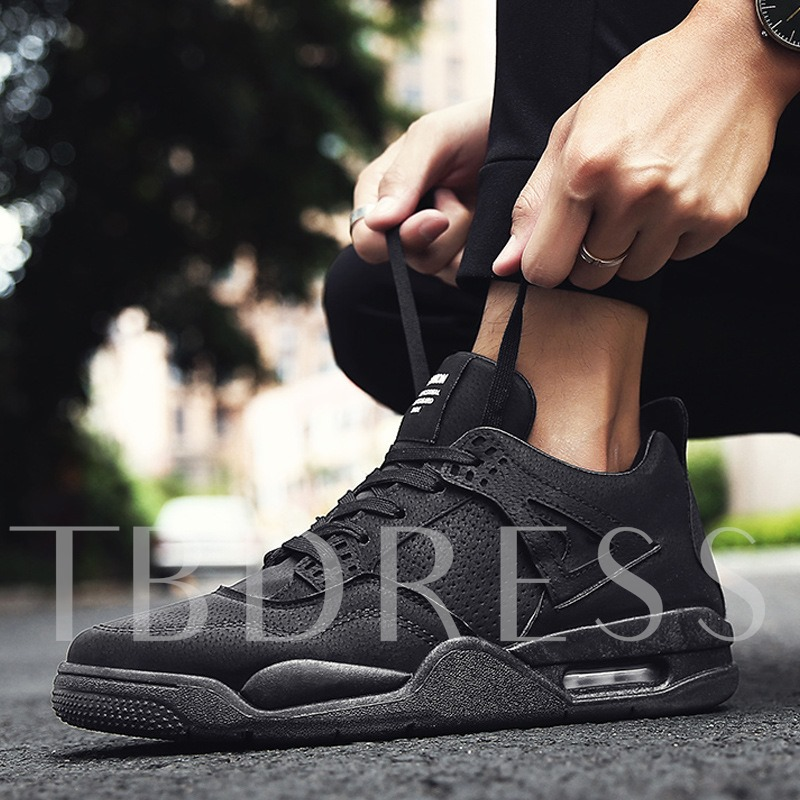 Lace Up Short Floss Warm Sneaker Men's