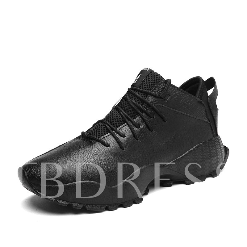 Buy Lace Up Solid Lace Up Running Shoes for Men, Spring,Summer,Fall,Winter, 13088546 for $26.99 in TBDress store