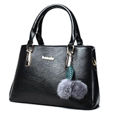 Elegant Solid Color Women Bag Set (3 Bag Set)