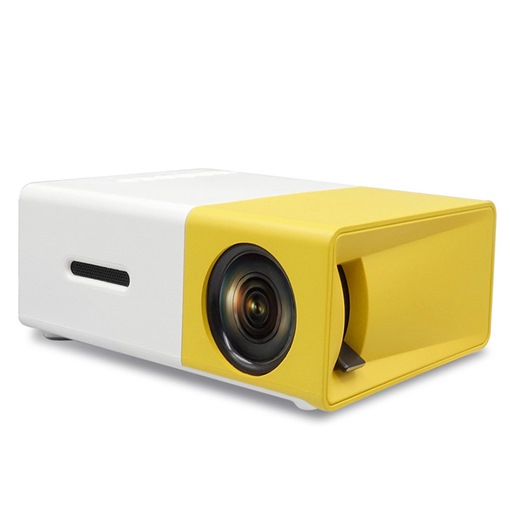 Cheap Mini Home Projector,1080P HD Home Cinema for Smart Phones/TV Box/PC
