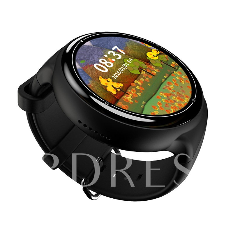I4 Air Smart Watch Phone 2GB+16GB Waterproof with Camera Support Wifi/GPS/3G Network