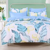 Plant Garden 4pcs Bedding Sets
