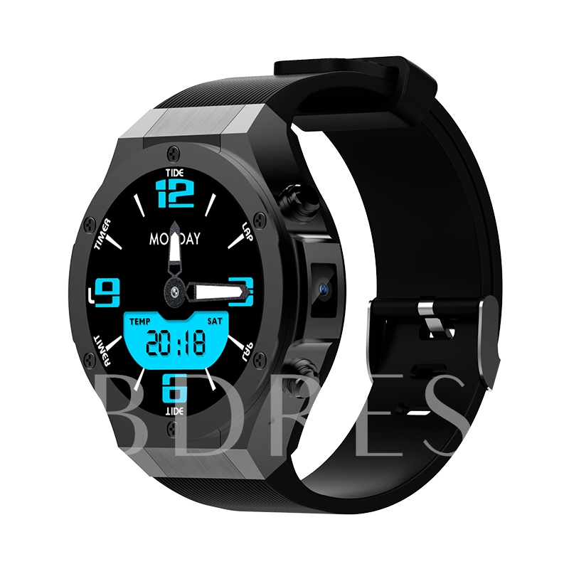H2 Touch Screen Smartwatch Phone 3G Network 1GB+16GB with 5MP Camera/Wifi/GSP