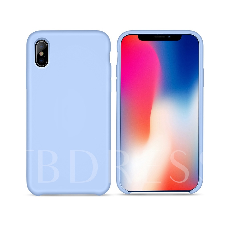 HOCO Silicone Case for iPhone X