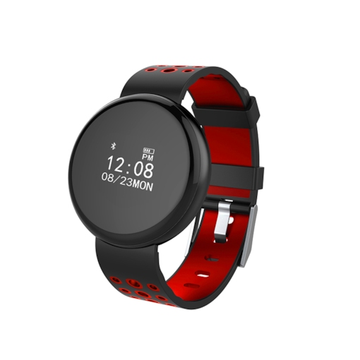 Smart Watch IP68 Waterproof Heart Rate Fitness Monitor for iOS/Android Phones