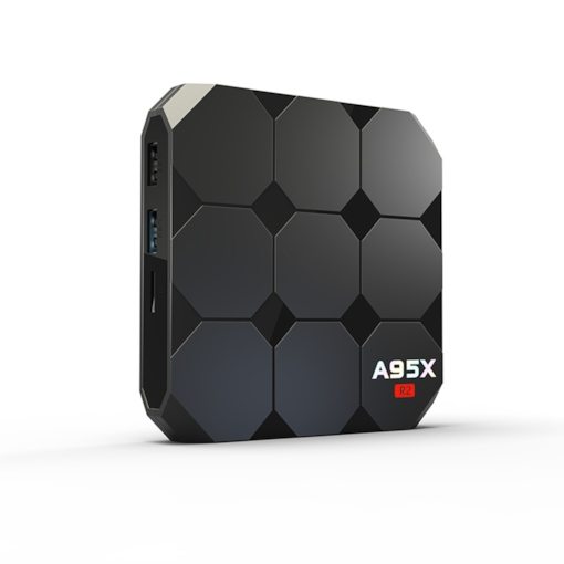 A95X R2 Android Smart TV Box 2GB+16GB HD 4K TV Player